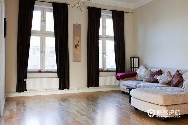 简洁明朗一居室 舒适惬意生活