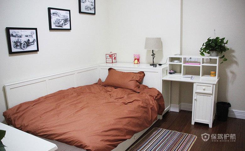 80平美式二居室儿童房装修效果图