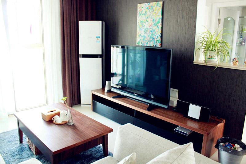 现代风格三室两厅经济型户型20平米客…