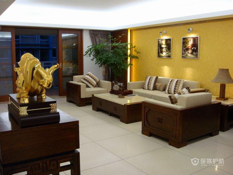 东方古典韵味 175平新中式四居室