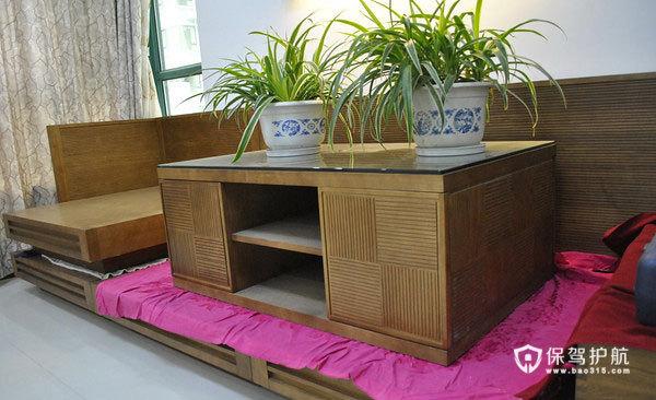 中式简约风 超级奶爸打造的复式豪宅