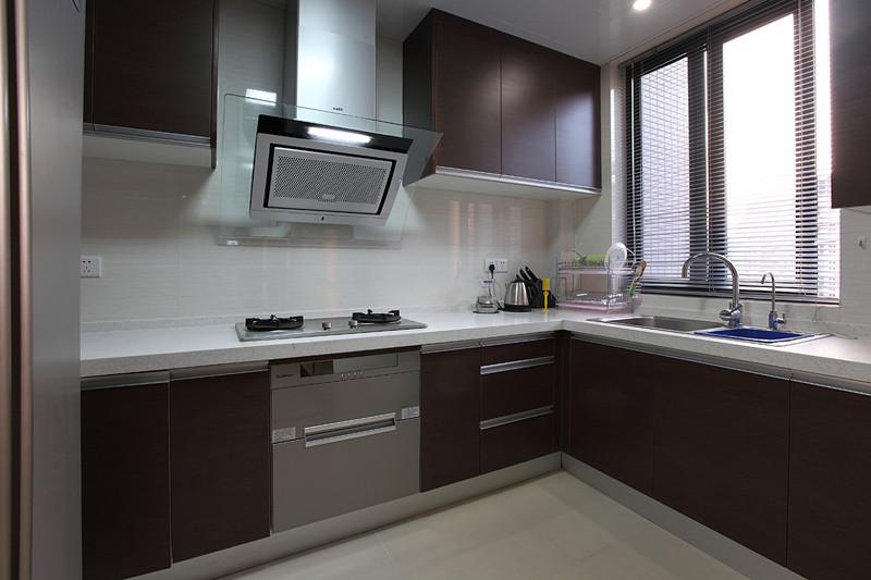簡約風格四室一廳5平米廚房櫥柜軟裝…