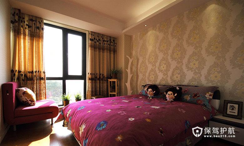 为未来小孩准备的儿童房,现在暂时先作为客房。