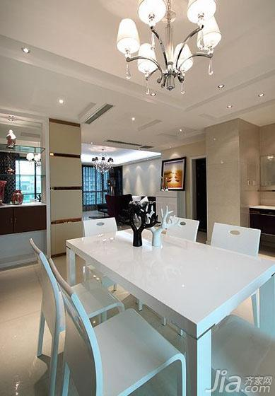 現代風格大戶型三室兩廳40平客廳輕裝…