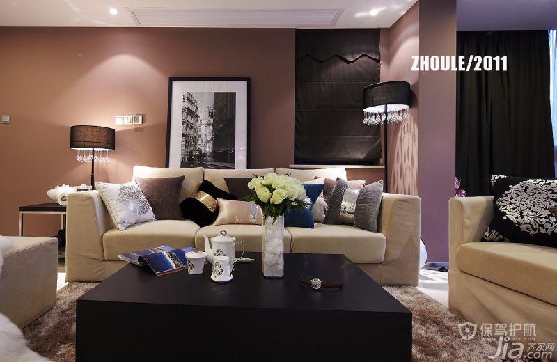 沙发简单而经典的款式。灯影摇曳生姿,宛如一帘幽梦,轻轻扣入心弦。