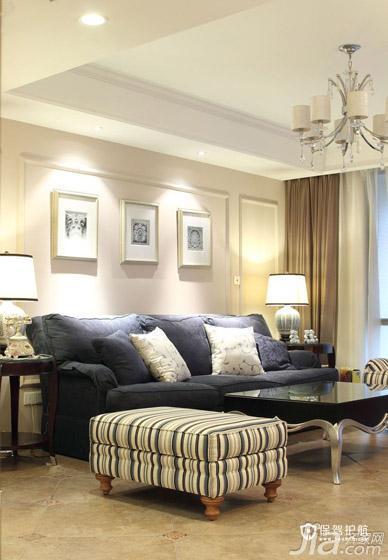 给力的简欧美家 晒细致优雅三室两厅