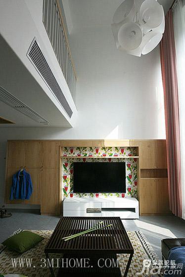 三米设计 80后三口之家旧居换新颜