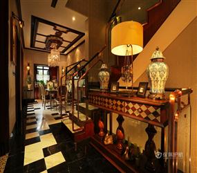 东南亚风格浴室装修图片