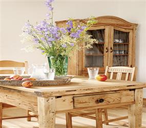 充满春的气息の厨房装修效果图