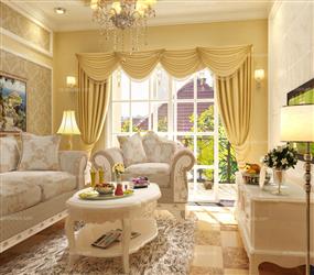 客厅可以如此优雅