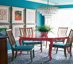 小客厅孕育出暖黄暖黄的幸福
