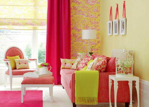 室内颜色搭配技巧