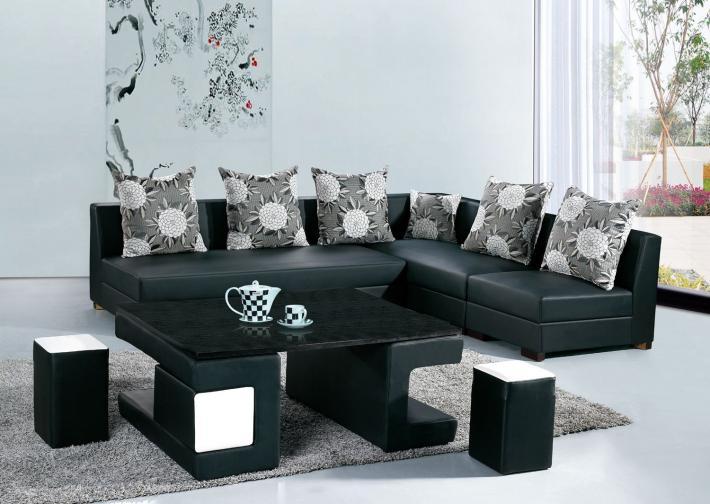 沙发与茶几的摆放妙法