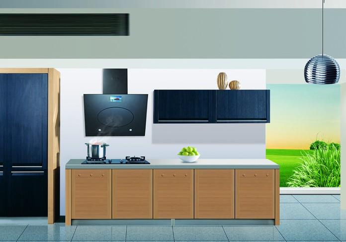 厨房油烟机和灶具的选购知识