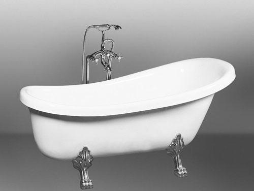 浴缸清洁养护小技巧