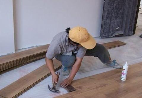 实木地板安装铺设四大误区