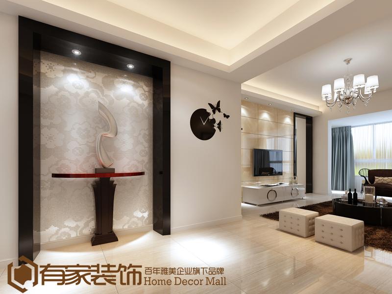 有家装饰·万业锦江城15号楼