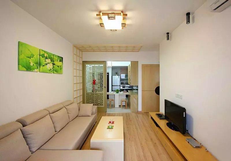 53平2居室书房改榻榻米现代风格