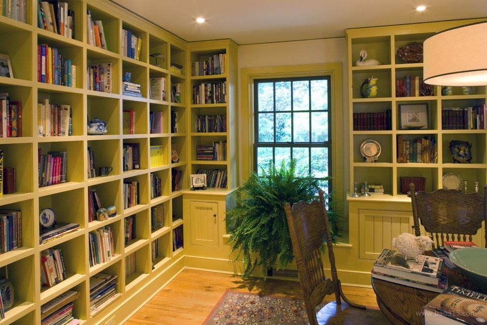 书房装修原则 规划完善书房