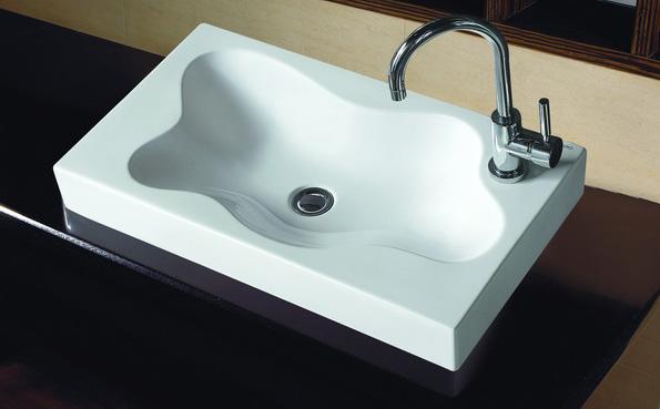 卫生间洗脸盆种类有哪些,各有哪些优缺点