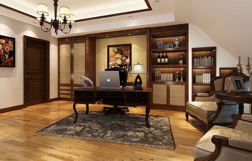 书房风水之书桌摆放方位风水禁忌