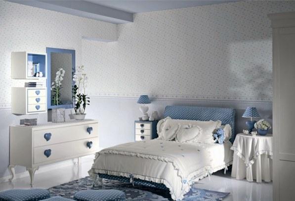 【禾舜装饰】专为女孩设计的卧室装修风格,总有一款适合你