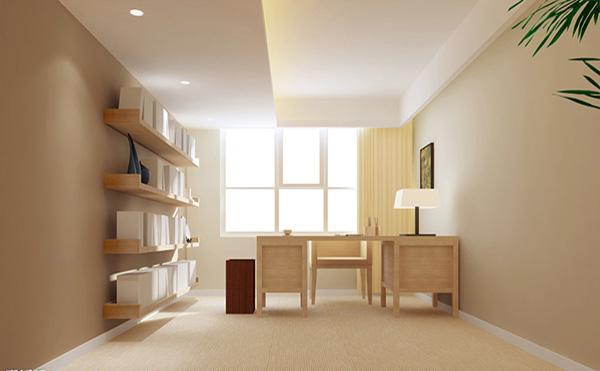简约风格书房装修,带你走进现代简约气质书屋