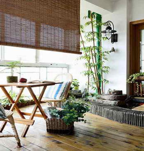 中式田园风格设计要素及搭配技巧图片