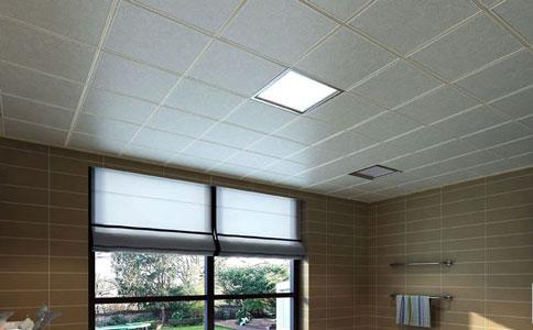 卫生间集成吊顶装修安装流程