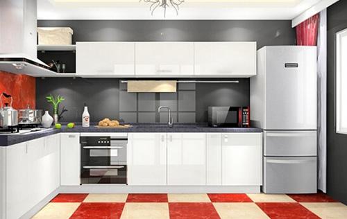2015敞开式厨房装修案例赏析