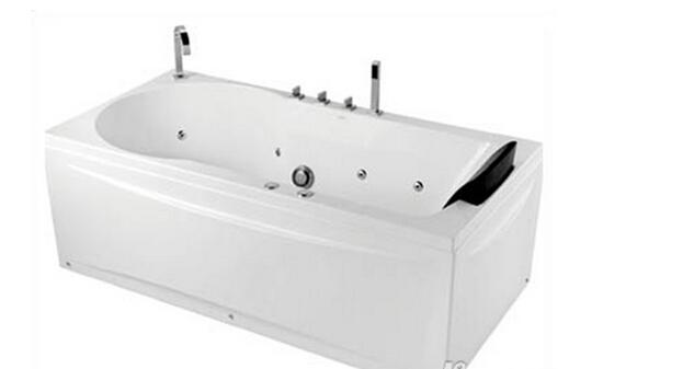 选材知识 浴缸分类和选购技巧