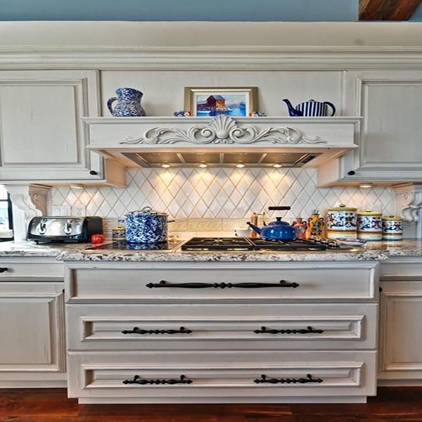 厨房灶台背景墙装修效果图欣赏