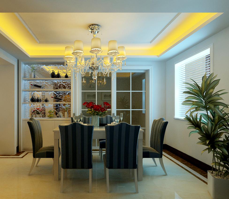 168平2居室现代简约风格
