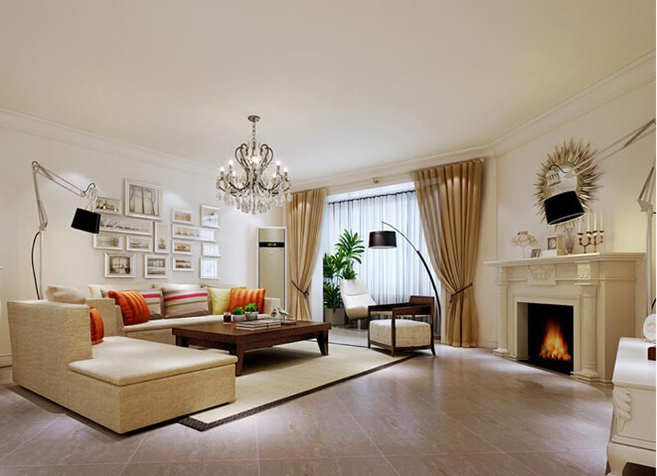 110平2居室简约风格