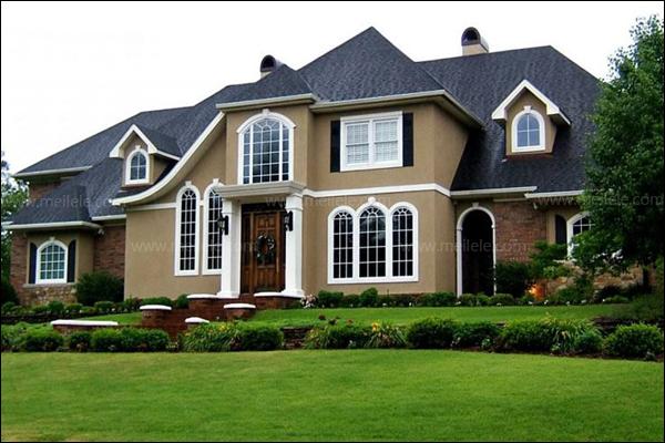 别墅外墙装饰材料有哪些?别墅外墙装修如何做