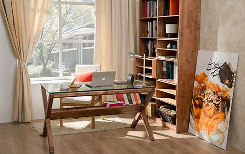 现代简约风格书房装修案例欣赏