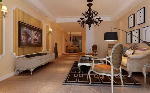 客厅电视墙壁灯安装方法与注意事项