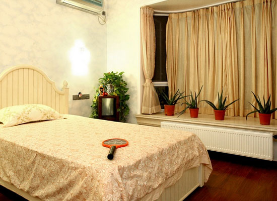 卧室装修 卧室风水中植物风水不可忽视