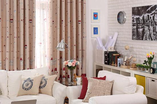 家居窗帘搭配技巧有哪些?
