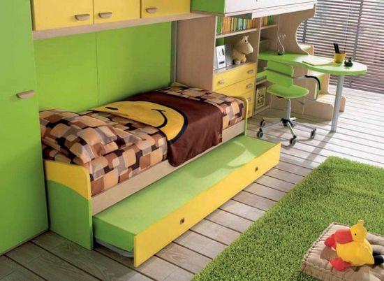 儿童房装修风水:睡床选购禁忌