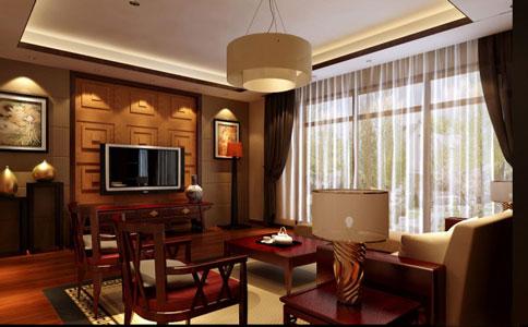 客厅窗帘风水要点 客厅窗帘如何布置选择