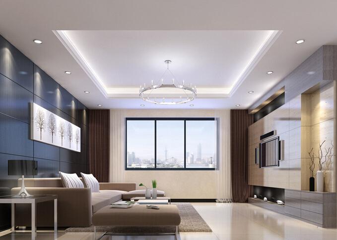 黑白对比色调的选择搭配是现代简约风格居家装饰的一种表现手法,其能够表现出家居时尚简单之感。如黑白简约风格家居客厅在设计布局时,可采用白色的布艺沙发,搭配上黑色的墙面,或是白色的沙发,搭配上黑色的沙发制品。整个的客厅空间,主要以白色与黑色为主。在白色的客厅空间中点缀上黑色的装饰物件,能够给人以高端大气之感。