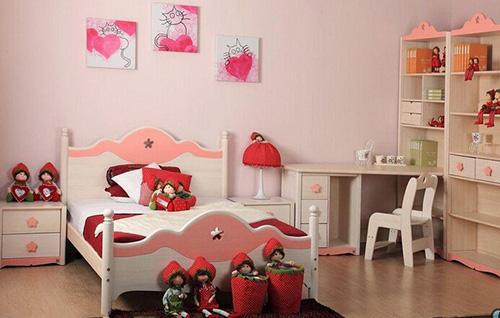 儿童房装修注意5方面 打造安全环保的儿童房