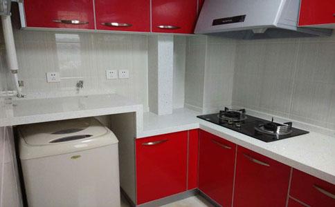 厨房风水放洗衣机怎么样-厨房里有洗衣机