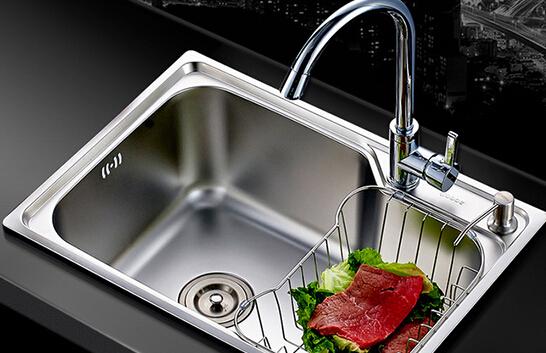 厨房水槽如何正确安装?