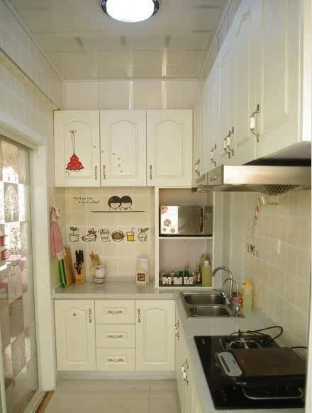 4平米小厨房装修 如何成为扩容达人