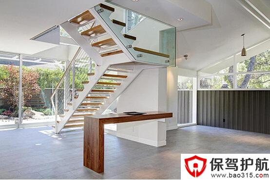 五款创意楼梯设计装修效果图赏析