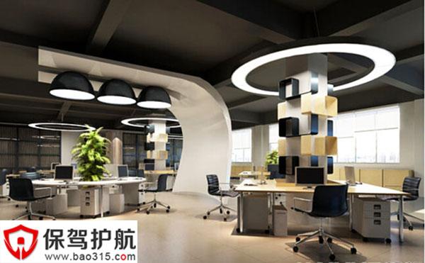 4种不同风格的办公室装修设计案例分析