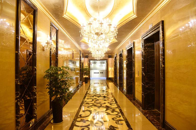 高度国际·杭州公司走廊