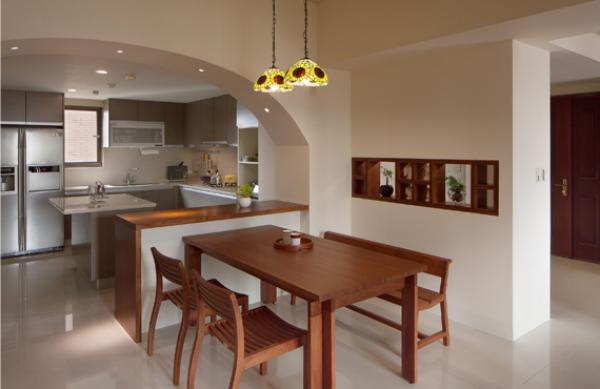 日式厨房装修设计,打造清新淡雅日系情怀